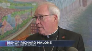 Diocese of Buffalo sexual lawsuit