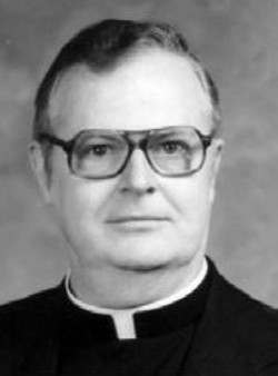 Father Leonard Broughan