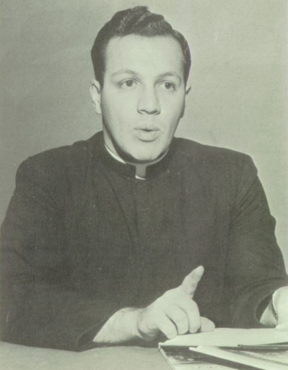 Fr. Leo Burchianti Horowitz Law