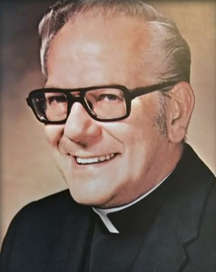 Fr. John Unger Horowitz Law