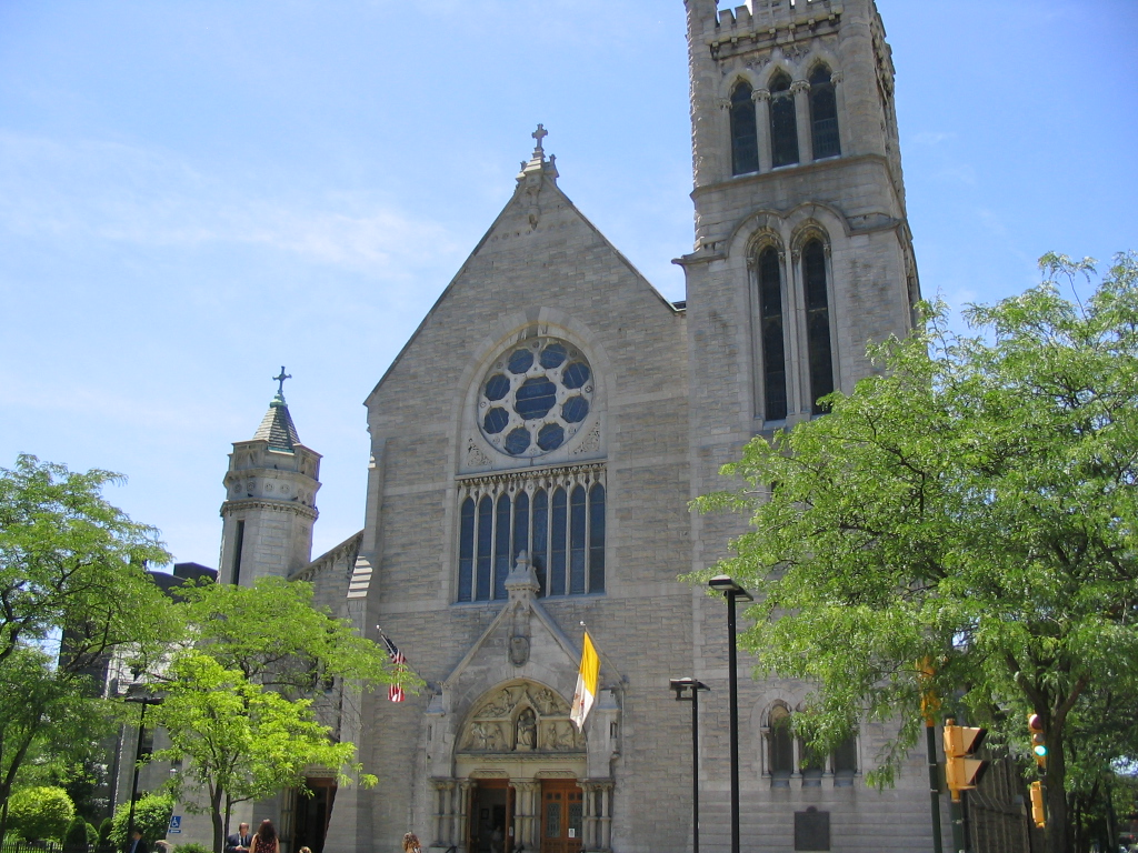 Syracuse Cathedral Horowitz Law