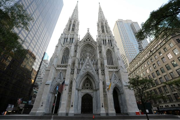 St. Patrick's Cathedral Horowitz Law