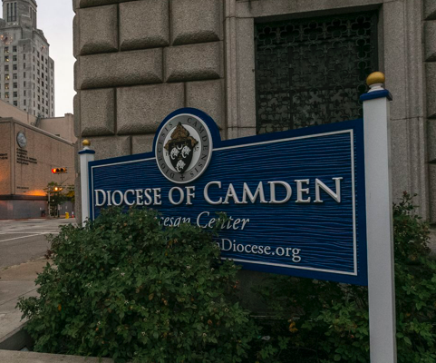 Diocese of Camden bankruptcy sexual abuse