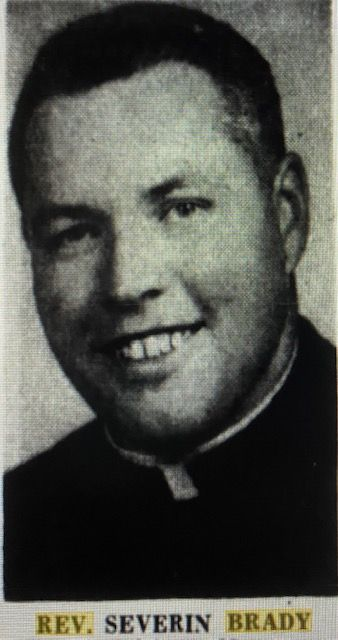 Severin Brady Diocese of Paterson Horowitz Law